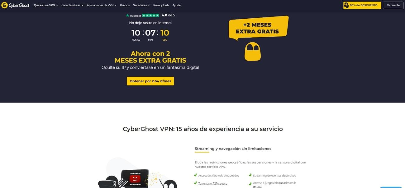 Cyberghost_Platform_ES