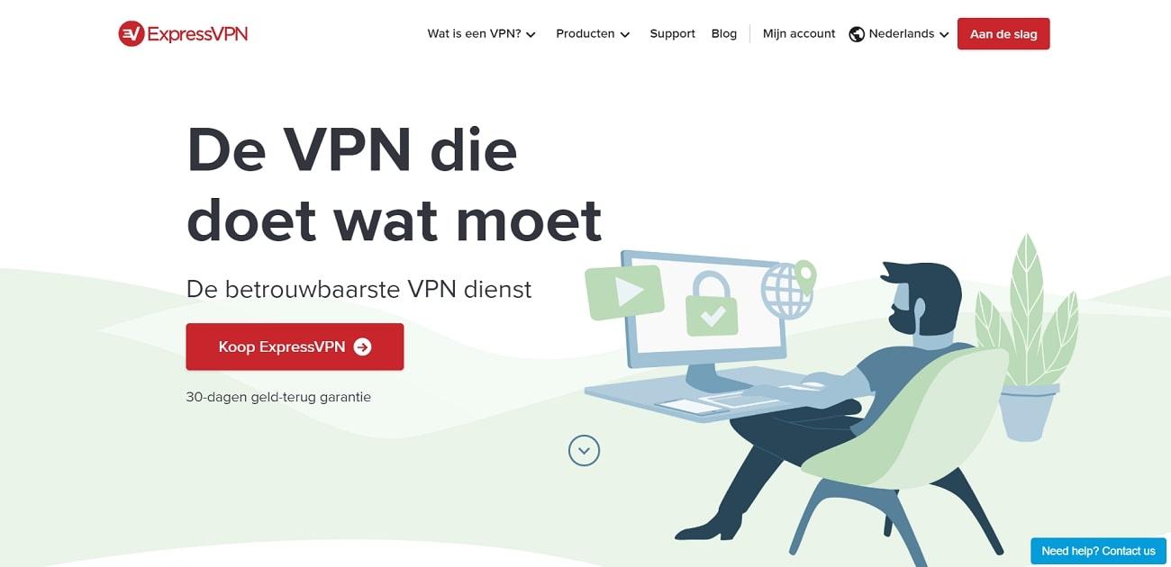 ExpressVPN_Platform_NL