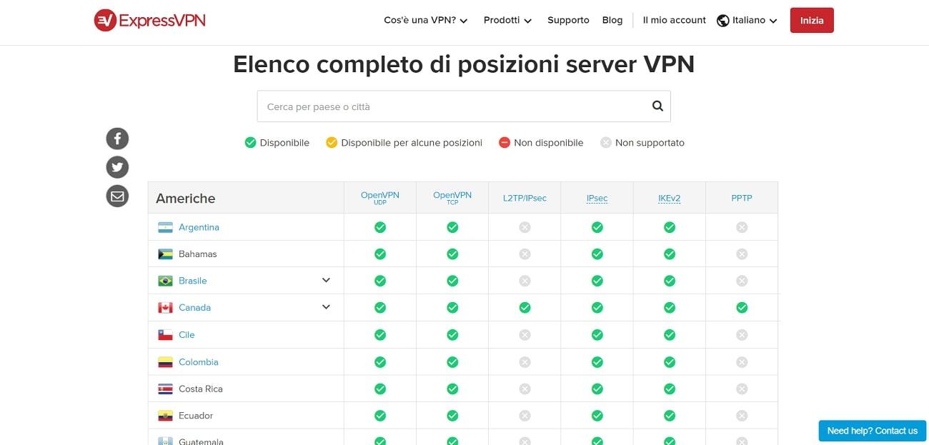 ExpressVPN_Servicer_IT