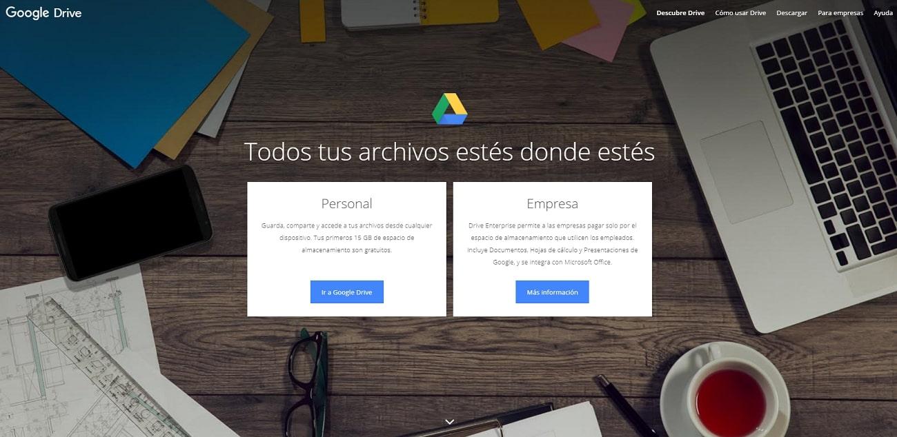 GoogleDrive_Support_ES