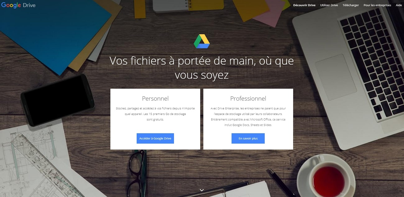 GoogleDrive_Platform_FR