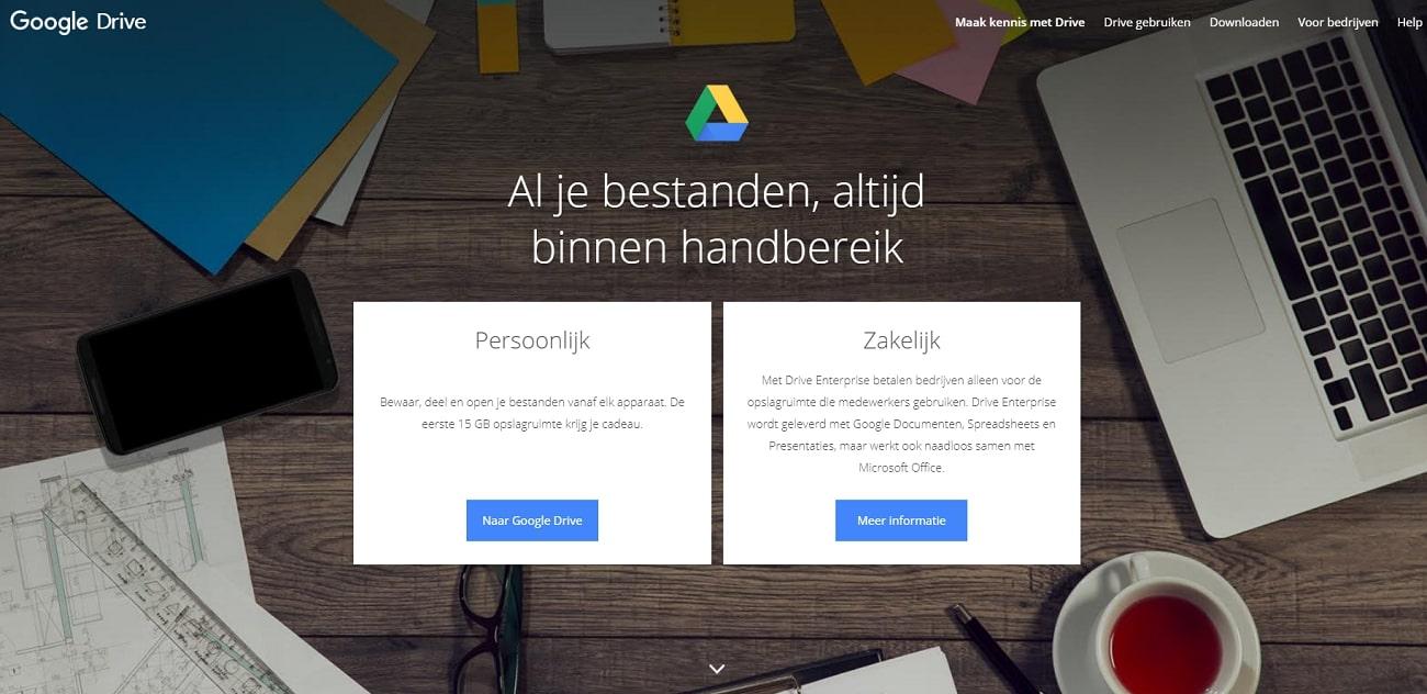 GoogleDrive_Platform_NL