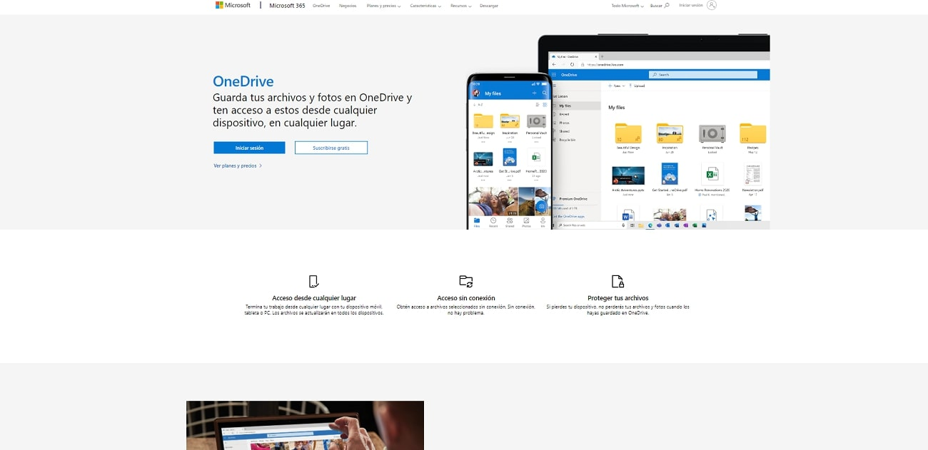 OneDrive_Platform_ES