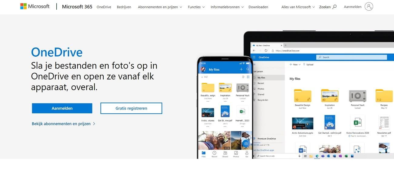 OneDrive_Platform_NL