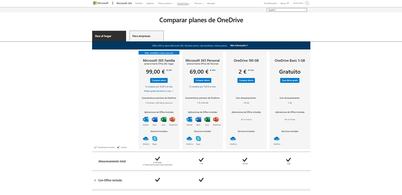 OneDrive_Prices_ES