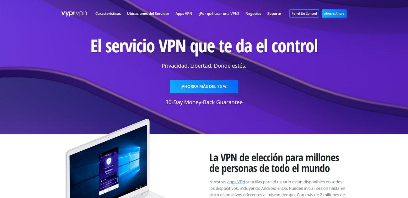 VyprVPN_Platform ES