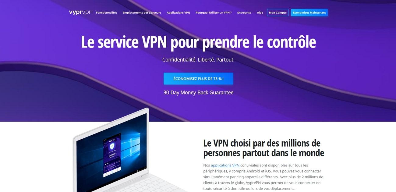 VyprVPN_Platform_FR