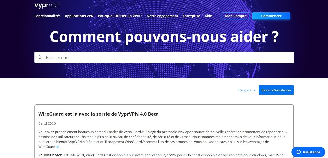 VyprVPN_Support_FR